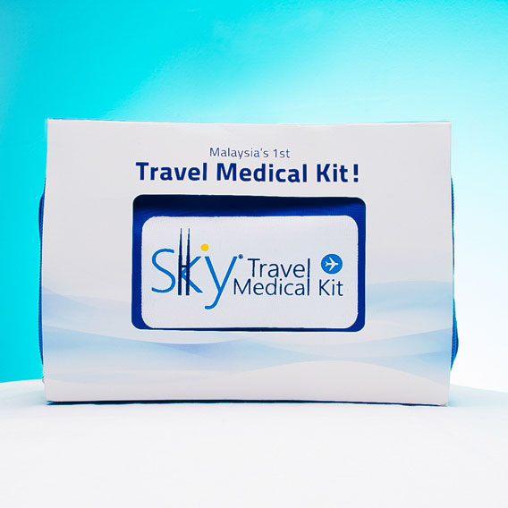 Travellers Health Clinic: SKY TRAVEL MEDICAL KIT